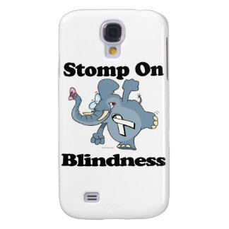 Elephant Stomp On Blindness Samsung Galaxy S4 Covers