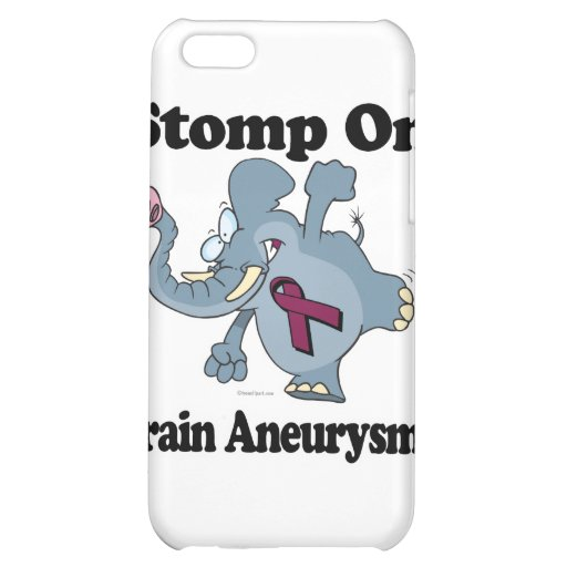 Elephant Stomp On Brain Aneurysm iPhone 5C Cover