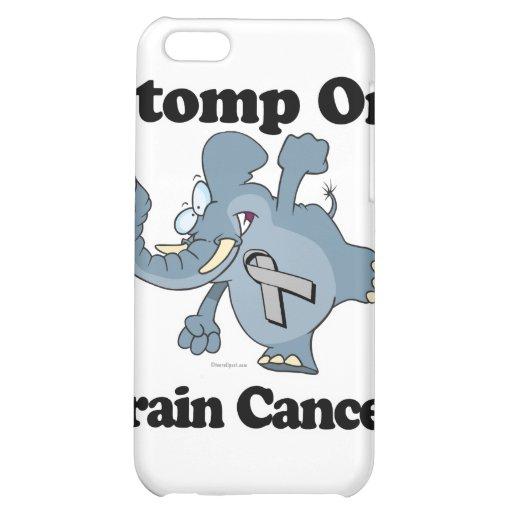 Elephant Stomp On Brain Cancer iPhone 5C Cases