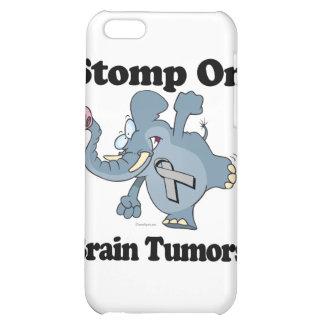 Elephant Stomp On Brain Tumors iPhone 5C Case