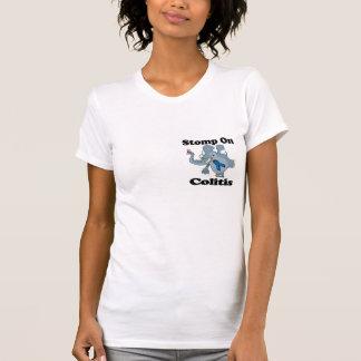 Elephant Stomp On Colitis T-shirt