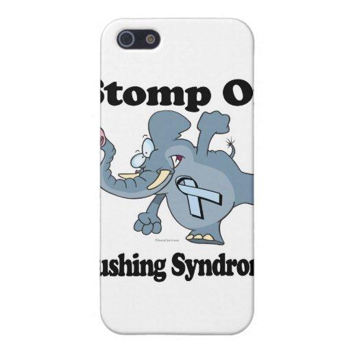 Elephant Stomp On Cushing Syndrome iPhone 5 Case