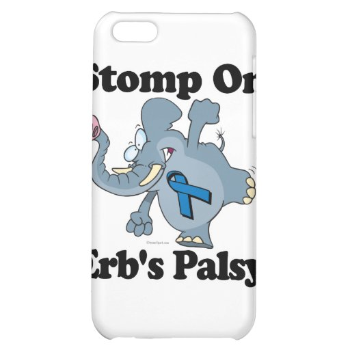 Elephant Stomp On Erbs Palsy Case For iPhone 5C