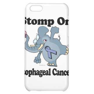 Elephant Stomp On Esophageal Cancer iPhone 5C Cover