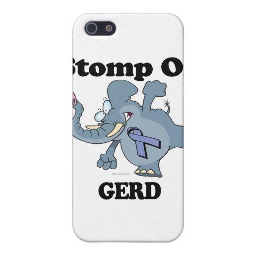 Elephant Stomp On GERD iPhone 5 Covers