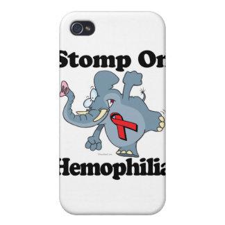 Elephant Stomp On Hemophilia iPhone 4/4S Cases