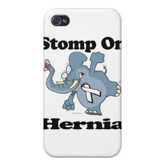 Elephant Stomp On Hernia iPhone 4/4S Cover