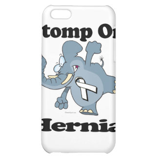 Elephant Stomp On Hernia iPhone 5C Cover