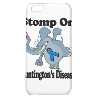Elephant Stomp On Huntingtons Disease Cover For iPhone 5C