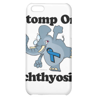 Elephant Stomp On Ichthyosis iPhone 5C Cover