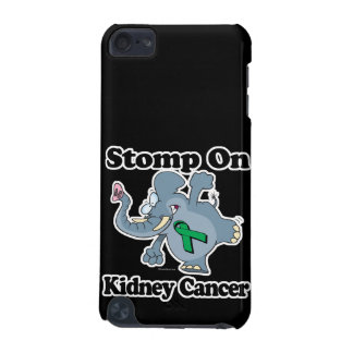 Elephant Stomp On Kidney Cancer iPod Touch (5th Generation) Case