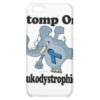 Elephant Stomp On Leukodystrophies Cover For iPhone 5C
