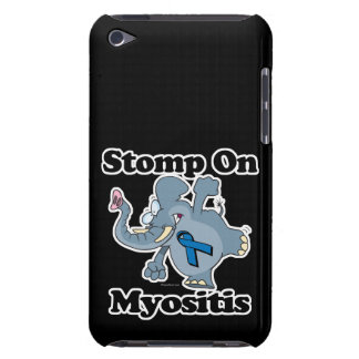 Elephant Stomp On Myositis iPod Touch Case-Mate Case