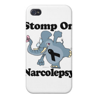 Elephant Stomp On Narcolepsy Cover For iPhone 4
