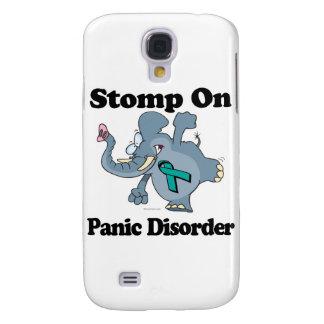 Elephant Stomp On Panic Disorder Samsung Galaxy S4 Cases