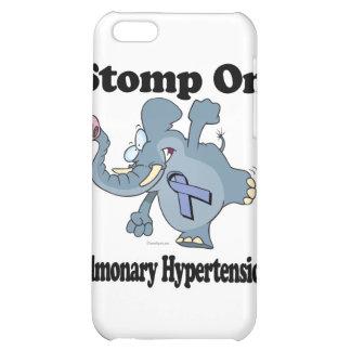 Elephant Stomp On Pulmonary Hypertension iPhone 5C Case