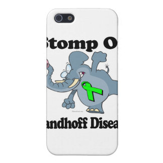 Elephant Stomp On Sandhoff Disease Case For The iPhone 5