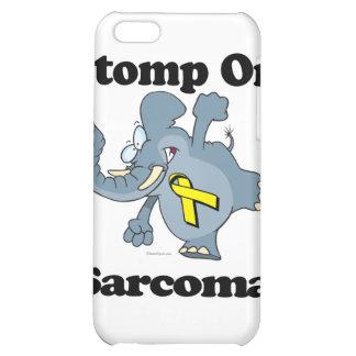 Elephant Stomp On Sarcoma iPhone 5C Cover