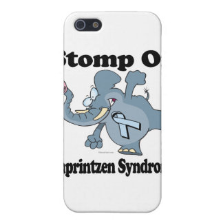 Elephant Stomp On Shprintzen Syndrome Cover For iPhone 5/5S