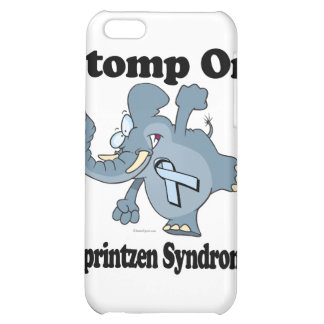 Elephant Stomp On Shprintzen Syndrome Cover For iPhone 5C