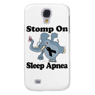 Elephant Stomp On Sleep Apnea Galaxy S4 Case