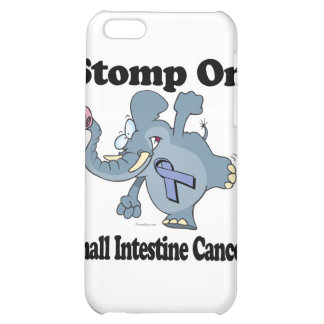 Elephant Stomp On Small Intestine Cancer iPhone 5C Case