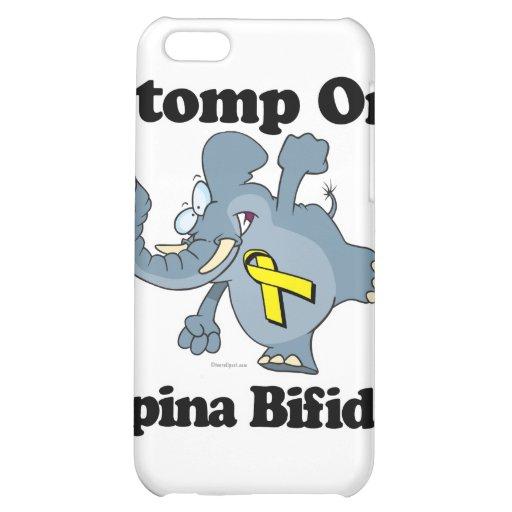 Elephant Stomp On Spina Bifida iPhone 5C Case