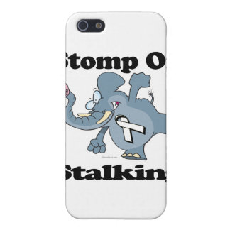 Elephant Stomp On Stalking iPhone 5 Covers