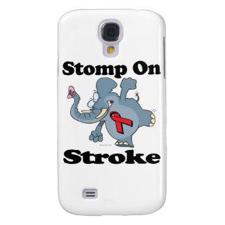 Elephant Stomp On Stroke Samsung Galaxy S4 Covers