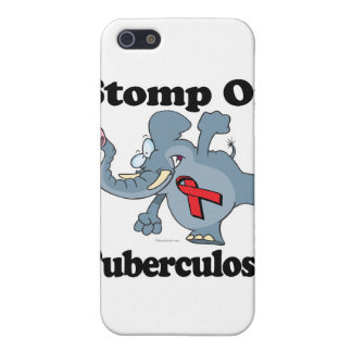 Elephant Stomp On Tuberculosis iPhone 5 Case