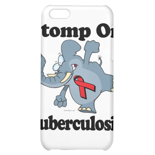 Elephant Stomp On Tuberculosis iPhone 5C Cover