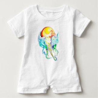 elephant sunshine baby bodysuit