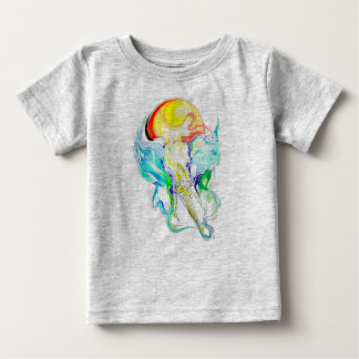 elephant sunshine baby T-Shirt