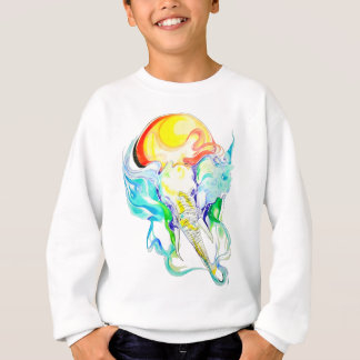 elephant sunshine sweatshirt