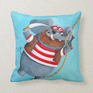 Elephant - The Best Pirate Animal Cushion