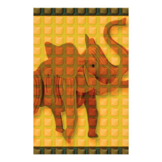 Elephant TILEd GIFTS Discount Event Promo Special Customized Stationery