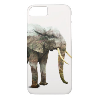 Elephant Transformation iPhone 8/7 Case