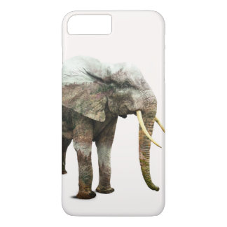 Elephant Transformation iPhone 8 Plus/7 Plus Case