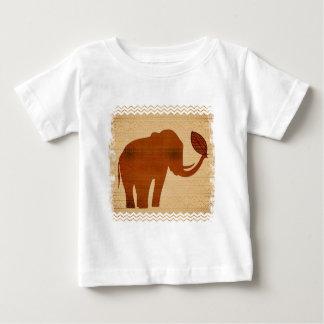Elephant Tribal Art Design T-shirt