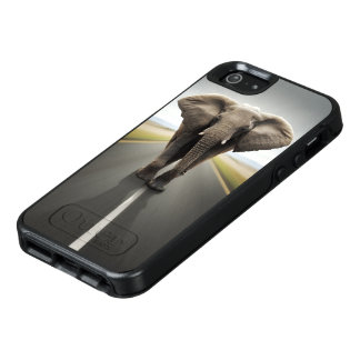 Elephant Trucker OtterBox iPhone SE Case