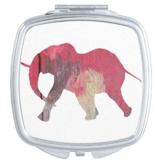 Elephant Vanity Mirror