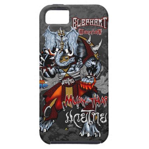 Elephant Warrior - Muay-Thai - iPhone 5 iPhone 5 Cover