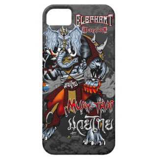 Elephant Warrior - Muay-Thai - iPhone 5 iPhone 5 Covers