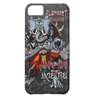 Elephant Warrior - Muay-Thai - iPhone 5 iPhone 5C Case