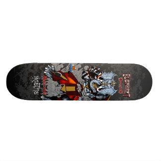 Elephant Warrior - Muay-Thai Walk - 5 Skate Decks