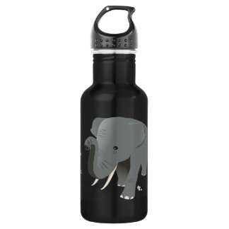 Elephant Waterbottle 532 Ml Water Bottle