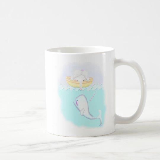 Elephant Whale Tale Coffee Mug
