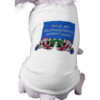 Elephantastic Christmas Cartoon Dumbos Shirt