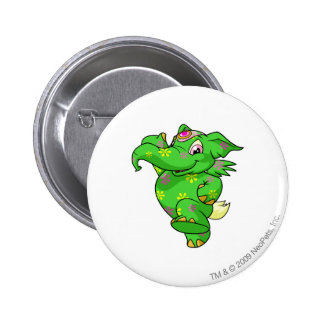 Elephante Disco 6 Cm Round Badge