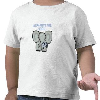 Elephants Are Cool Tees